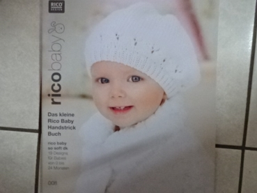 Rico Baby 008 - baby so soft dk