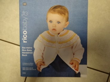 Rico Baby 016 - baby cotton soft & print dk